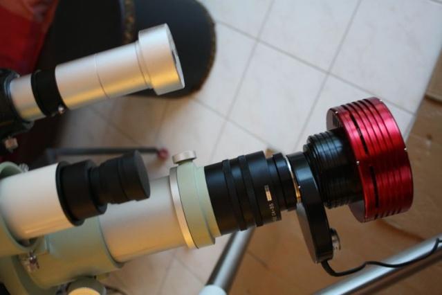 Cherche solution pour visser CCD+aplanisseur sur porte-oculaire Trouva10