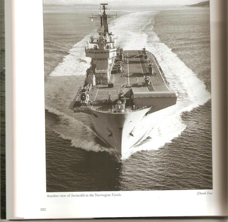 HMS INVINCIBLE 1982 Pictur10