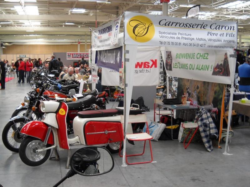 Tacotchic et les Z'amis du Alain ! à Motorama Motora12