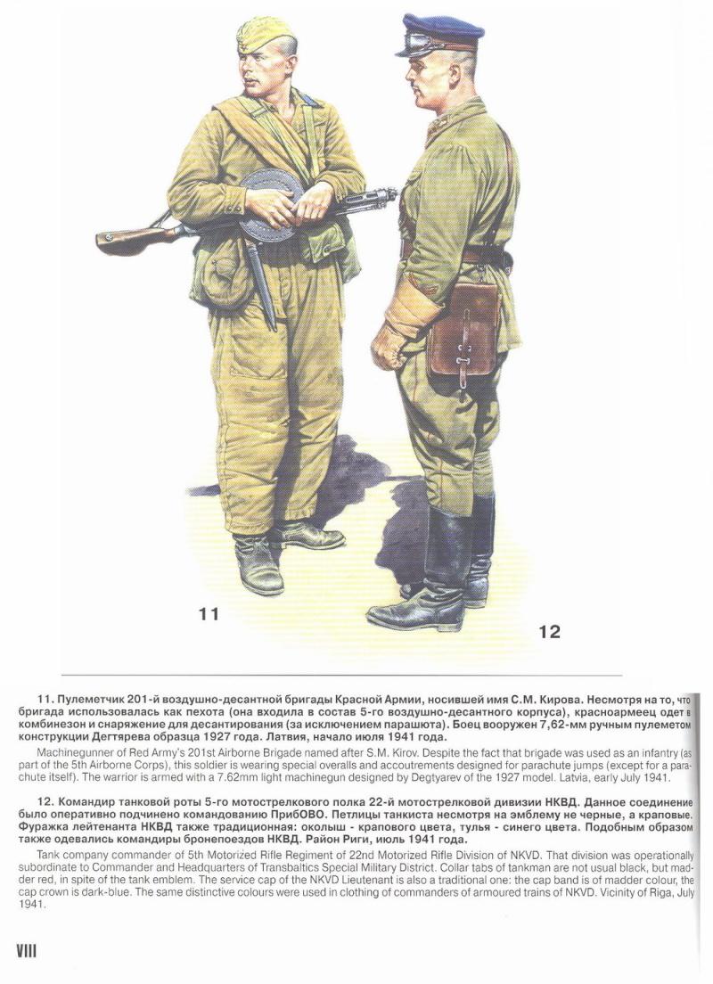 Uniformes del Ejército Rojo 1111