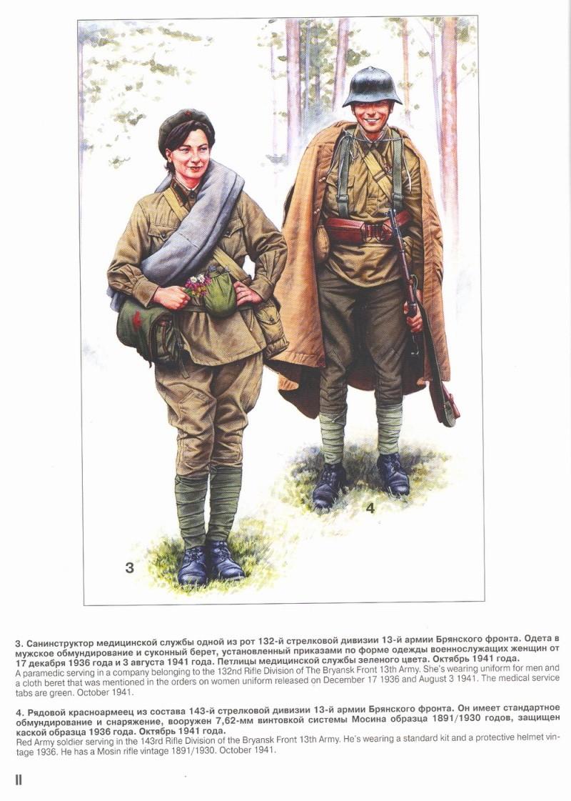 Uniformes del Ejército Rojo 1310