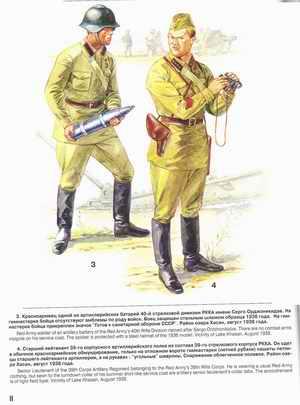 Uniformes del Ejército Rojo 210