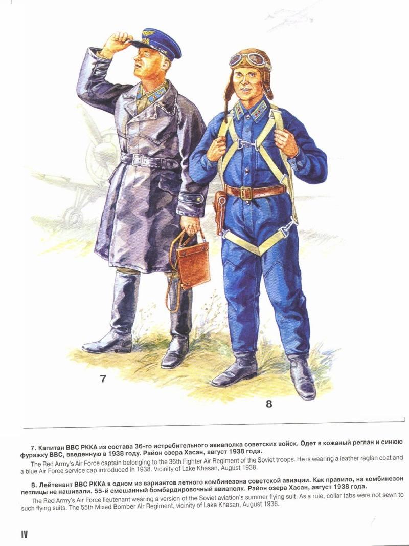Uniformes del Ejército Rojo 410
