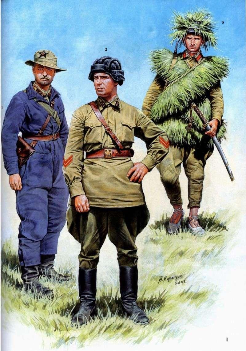 Uniformes del Ejército Rojo 510