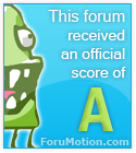 The second forum review - by Forumotion 97345910