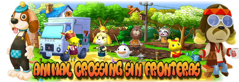 Animal Crossing Sin Fronteras