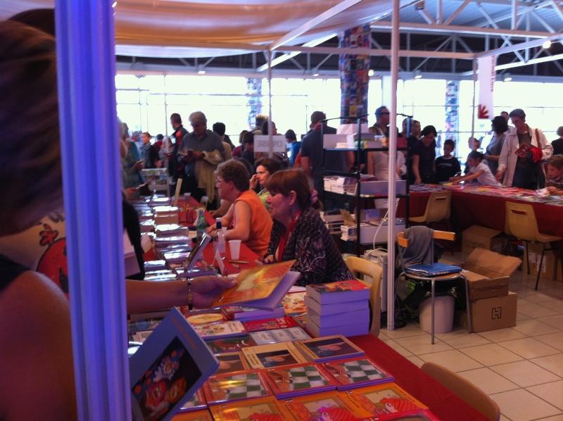 Salon du livre Gradignan  Img_0212