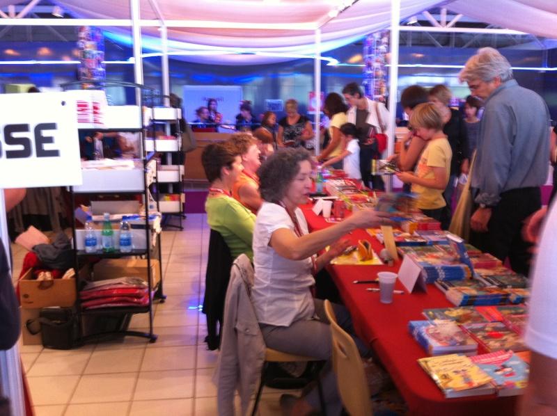 Salon du livre Gradignan  Img_0311