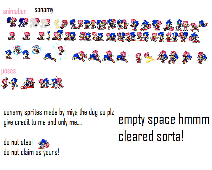 New Sprite Topic Sonamy11