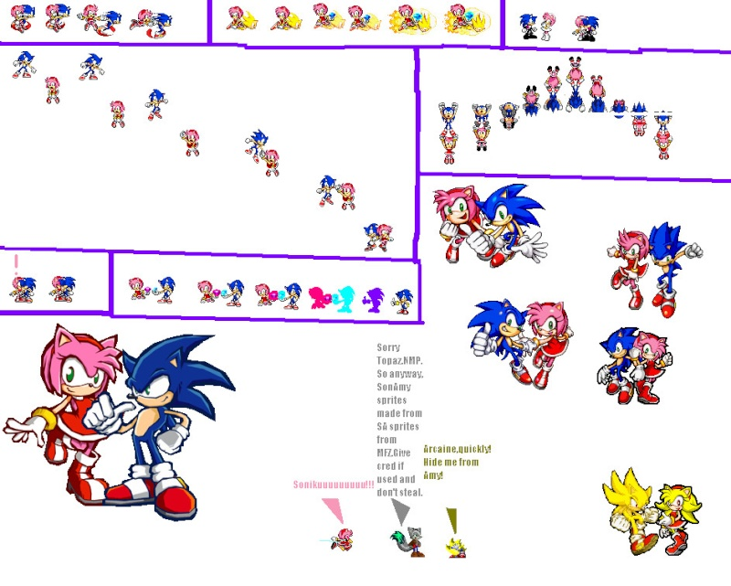 New Sprite Topic Sonamy13