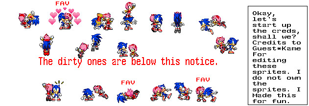 New Sprite Topic Sonamy15