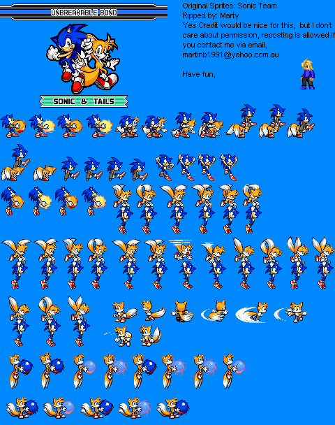 New Sprite Topic Tailss10