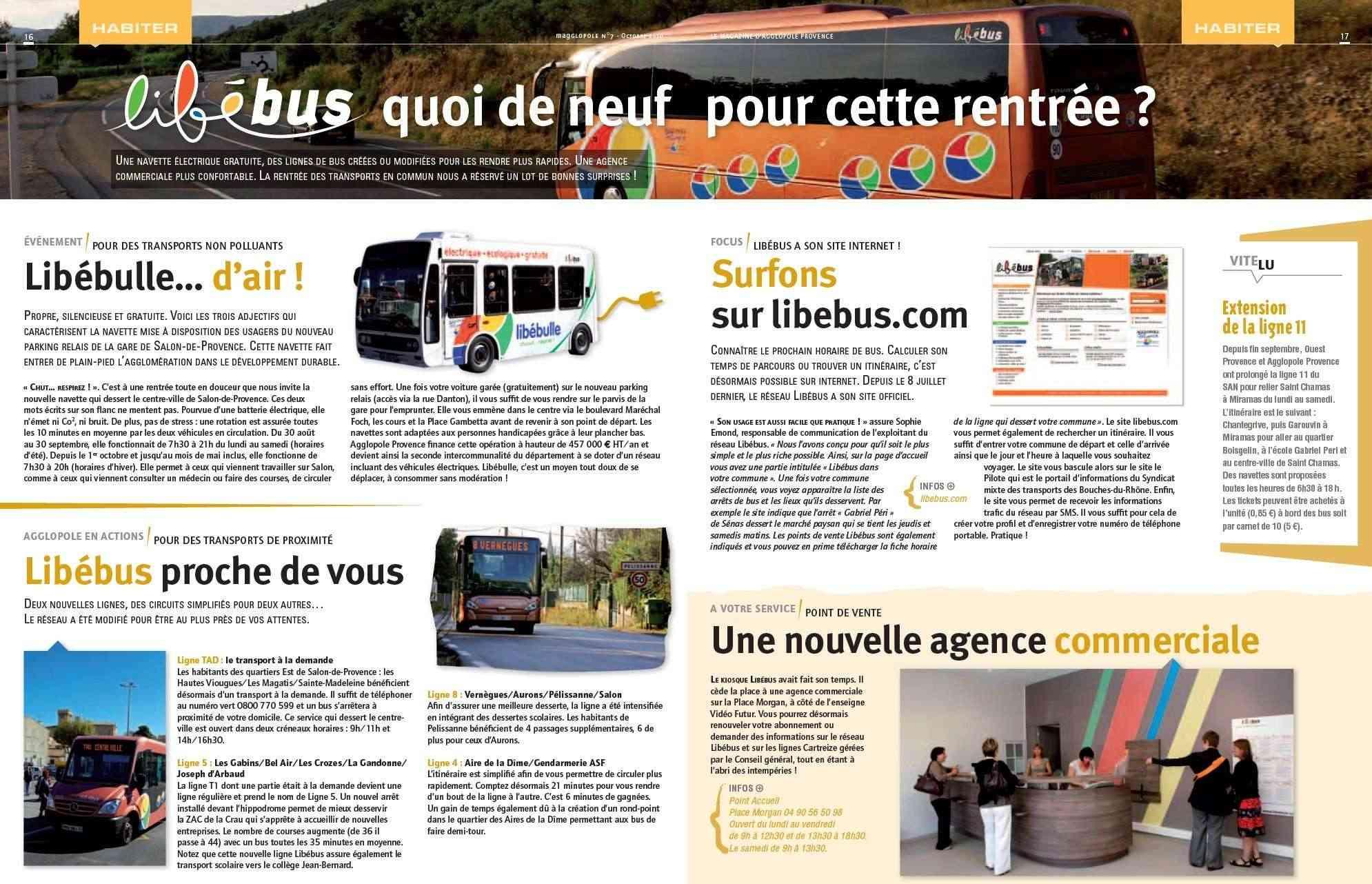 R seau lib bus salon de provence 13 - Horaires bus salon de provence ...