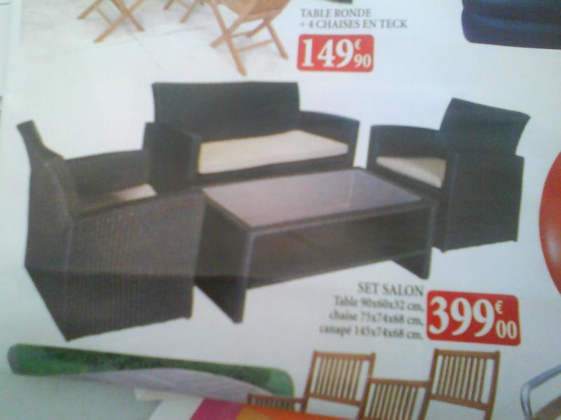 P3 Le mobilier de jardin de Melba enfin trouvé et en cours de montage !! - Page 2 Dsc01432