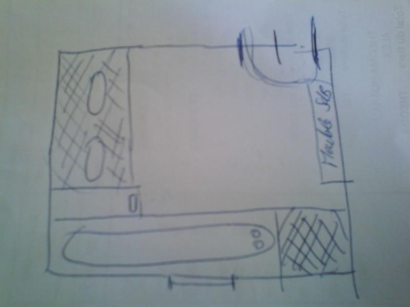 Rénovation salle de bains Melba..... le plan c ok mais Help P8 pour carrelages Dsc01437