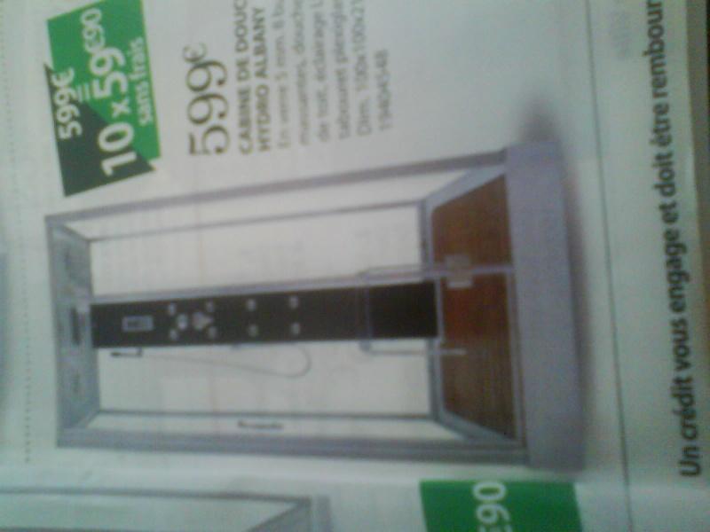 Rénovation salle de bains Melba..... le plan c ok mais Help P8 pour carrelages Dsc01439