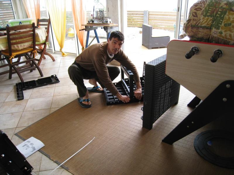 P3 Le mobilier de jardin de Melba enfin trouvé et en cours de montage !! - Page 2 Img_0811