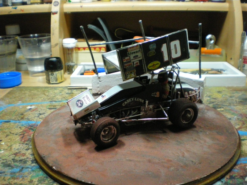 sprint car casey luna ford Imgp1869