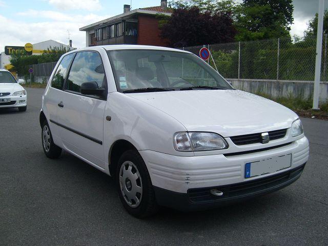 Topic Officiel > Seat Arosa [1997-2005] E5185310
