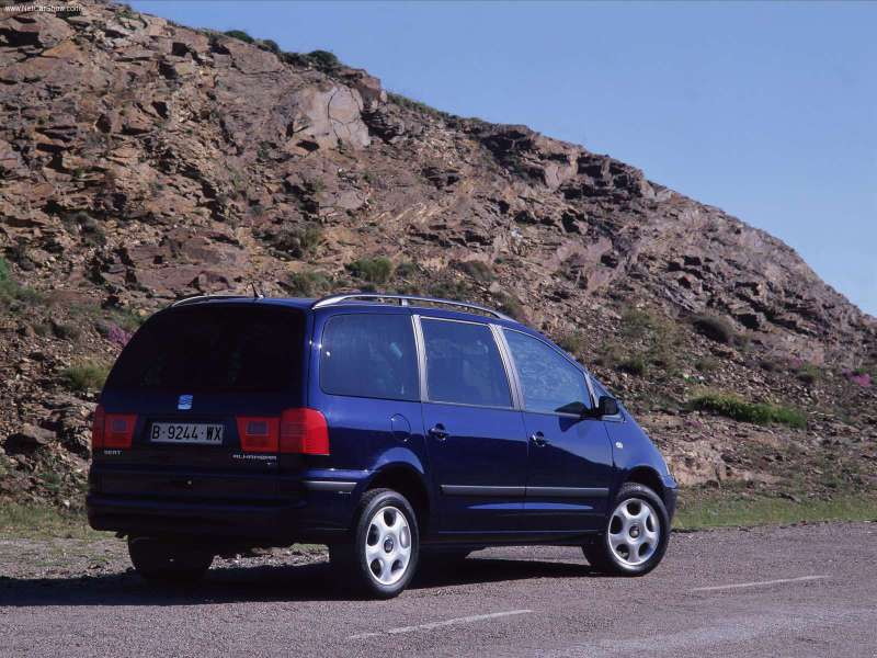 Topic Officiel > Seat Alhambra [1996-2010] Seat-a13