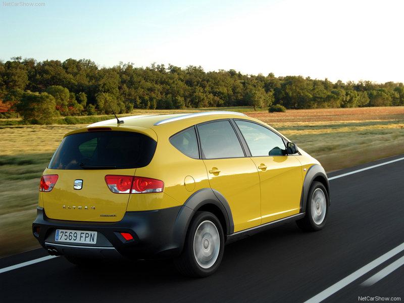 Topic Officiel > Seat Altea/XL/Freetrack [2004-....] Seat-a33