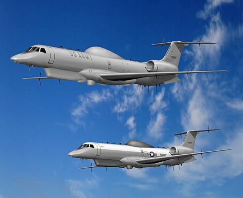 Les avions VIP, ECM et missions spéciales - Page 2 Air_ac11