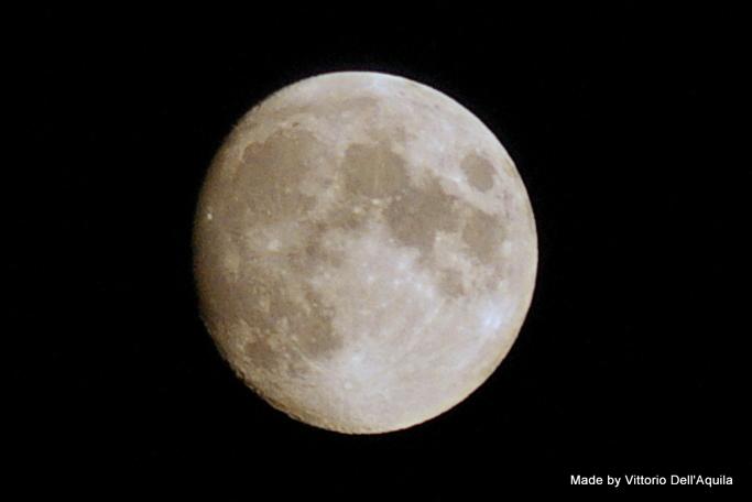Stasera eclissi totale di Luna! Luna10