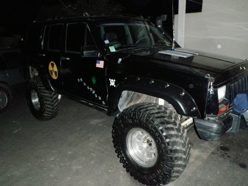 Cherokee a New York ^^ P6300010