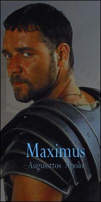 Maximus Augussttos Apolo