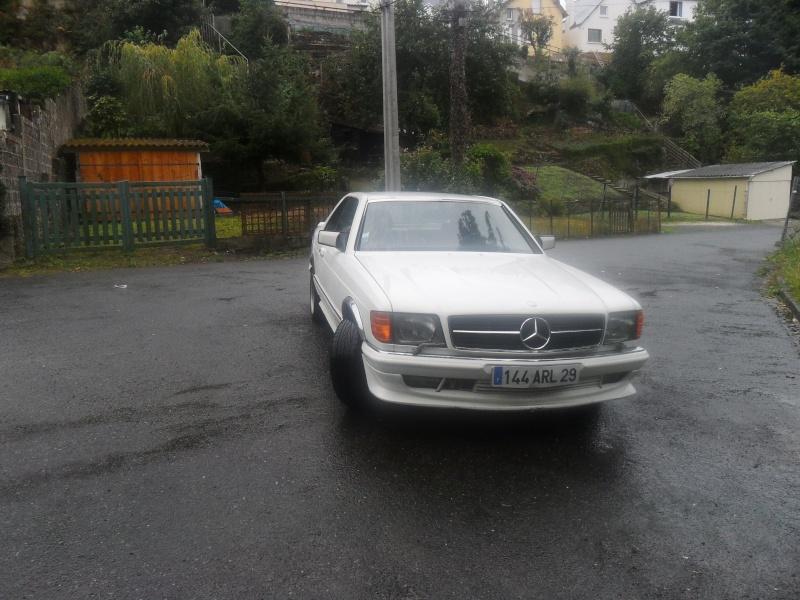 ma mercedes 500 sec de 1984 AMG 00510