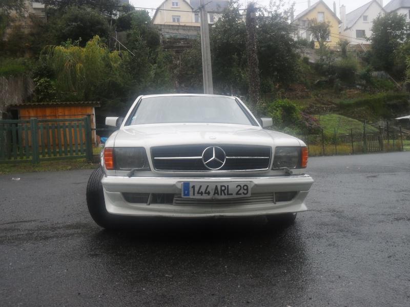 ma mercedes 500 sec de 1984 AMG 00910