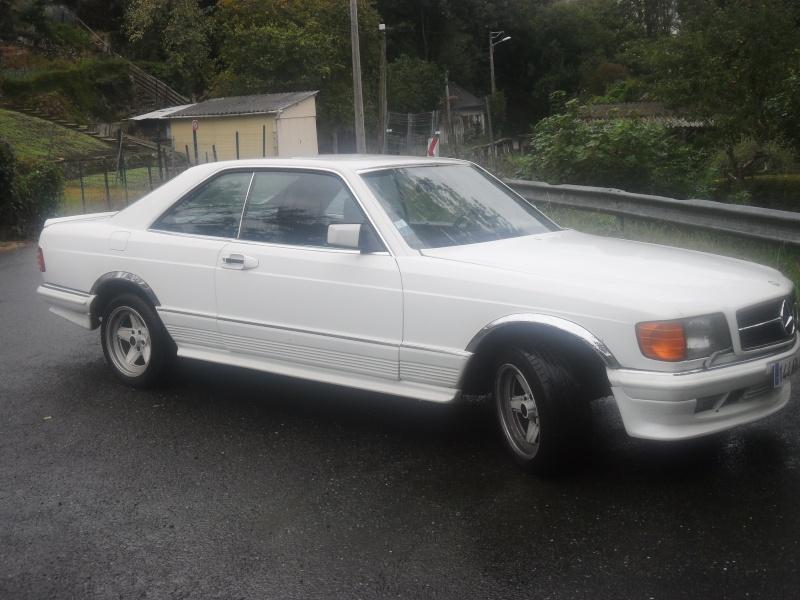 ma mercedes 500 sec de 1984 AMG 01110