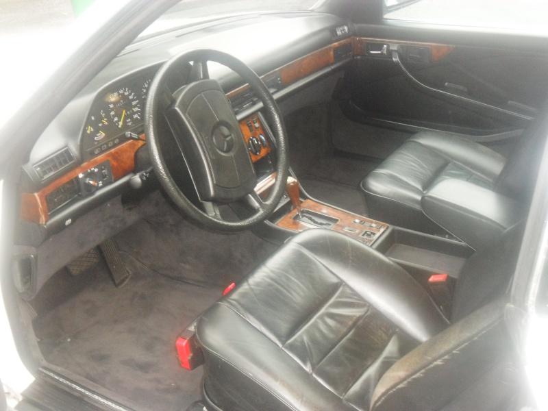 ma mercedes 500 sec de 1984 AMG 01210