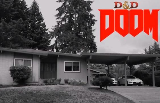Sun, Aug 11, 2019 @ 1 PM  -  DOOM! UltraModern 5 (Session 0 - PC Creation and Rules)  Doom10