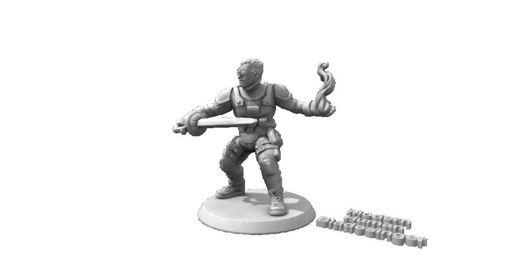 4e Stargate campaign Hero Forge Figures Herofo10