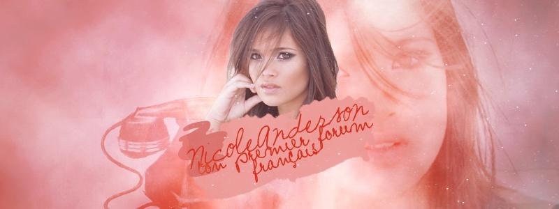 → Nicole Anderson : Ton premier forum français  Heater11