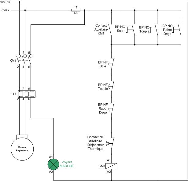 Aspiration centralisée pour atelier bois. - Page 2 Comman10