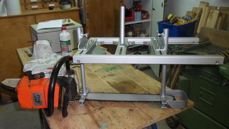 Fabrication d'une scierie portative Scieri11
