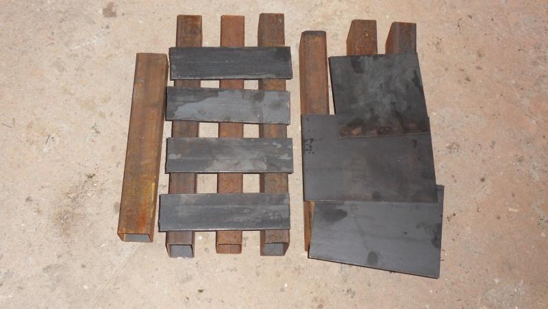 Fabrication d'un abris bois Sdc13610