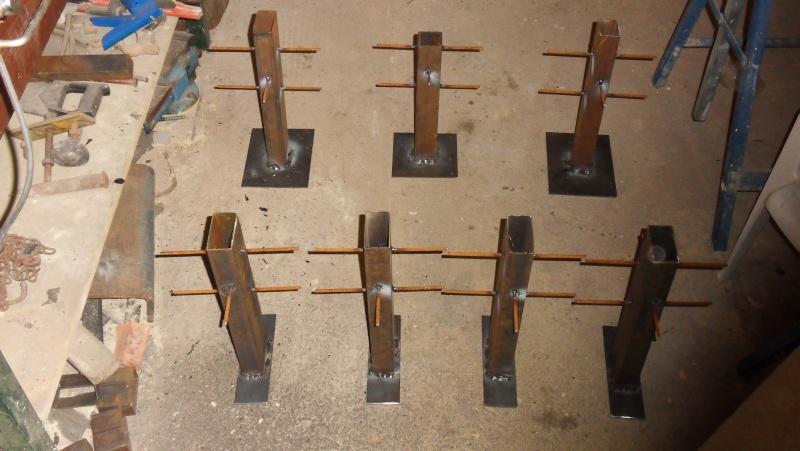Fabrication d'un abris bois Sdc13710