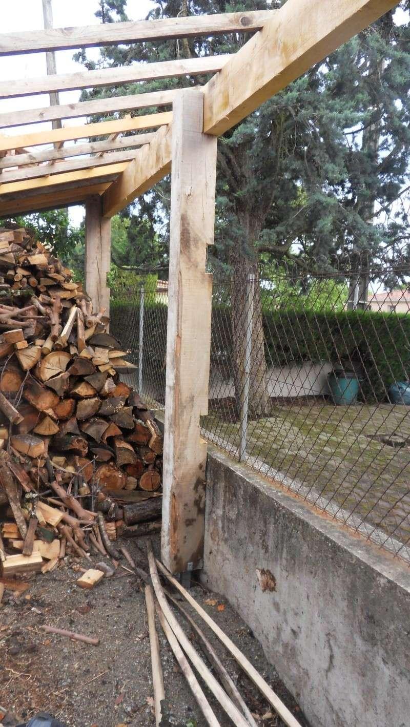 Fabrication d'un abris bois Sdc13721