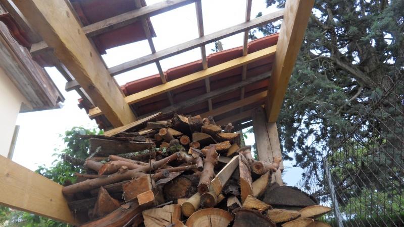 Fabrication d'un abris bois Sdc13723