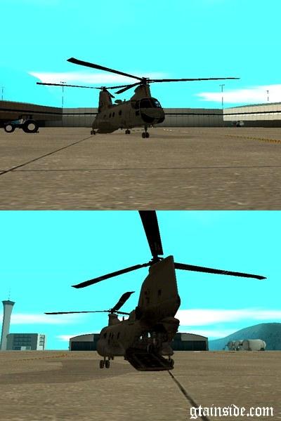 CH-46 SeaKnight 12825010