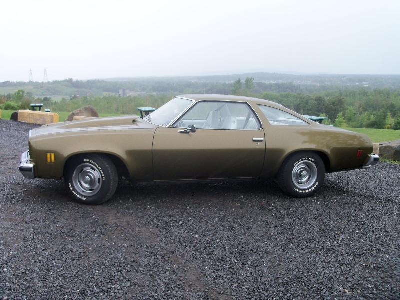 Chevelle 75 pas de moteur/transmission 5000$ 102_0911