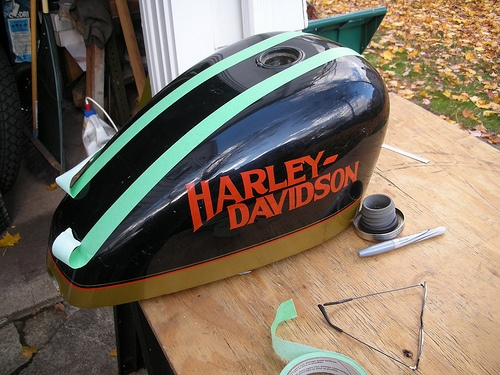How To Narrow a Gas Tank Untitl10