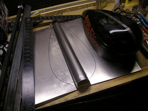 How To Narrow a Gas Tank Untitl14