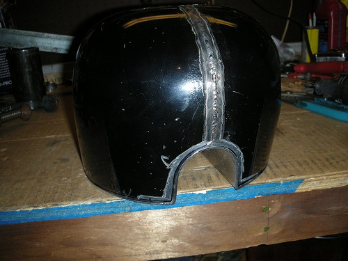 How To Narrow a Gas Tank Untitl19