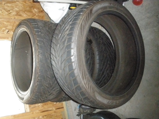 (4) Toyo Tires PROXES S/T II 305/40R23 115V - $400 Tires_10