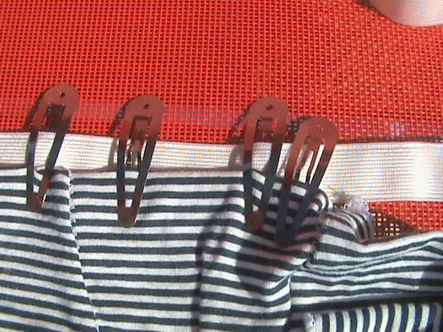 [TECHNIQUE DEBUTANT] [ELASTIQUE] coudre un élastique de jupe/caleçon Dsc06015