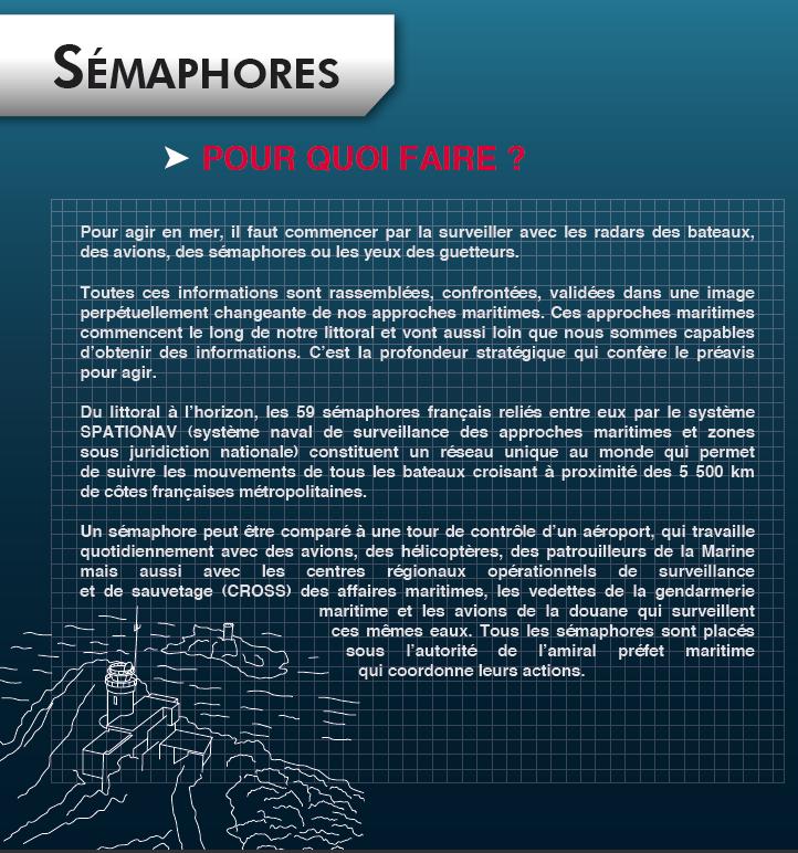 [ Les sémaphores - divers ] SÉMAPHORE ET MISSIONS Captur10